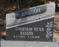 Christiaan Pieter Basson