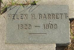 Helen H <i>Morris</i> Barrett