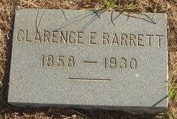 Clarence E Barrett