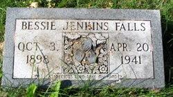 Bessie Ellen <i>Jenkins</i> Falls