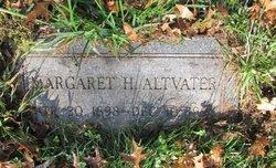 Margaret <i>Hill</i> Altvater