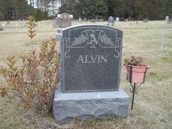 Esther Olive <i>Lofgren</i> Alvin