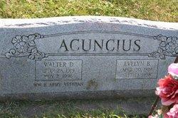 Walter Daniel Acuncius, Jr