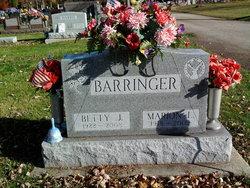Betty J. <i>Bowen</i> Barringer