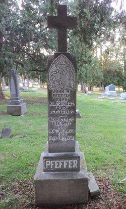 John N Pfeffer