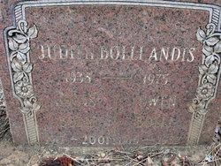 Judith E <i>Bolli</i> Andis