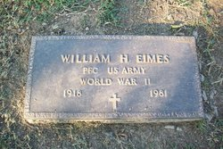 William Henry Skeetz Eimes