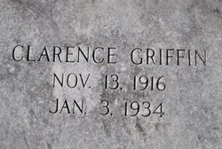 Clarence E. Griffin