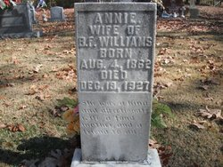 Annie <i>Loyd</i> Williams
