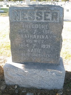 Theodore Nesser