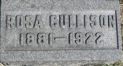 Rosa Jane <i>Showalter</i> Cullison