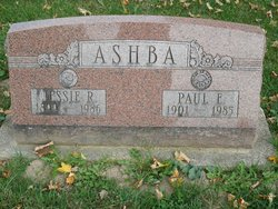 Paul F Ashba