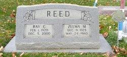 Zelma Myrtle <i>Graham</i> Reed