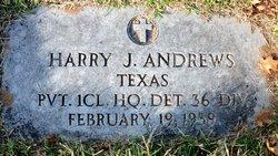 Harrison John Andrews