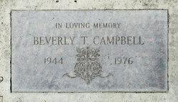 Beverly Joyce <i>Tune</i> Campbell