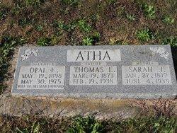 Thomas L. Atha