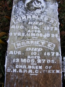 Harriet E Keen