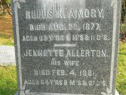 Jennette Montgomery <i>Allerton</i> Amory