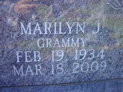 Marilyn J Grammy Carter