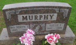 Rev Joseph S. Murphy