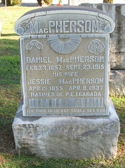 Daniel MacPherson