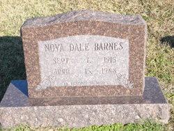 Nova Dale Barnes