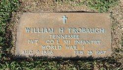 William Henry Trobaugh