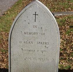 D Alan Sparks