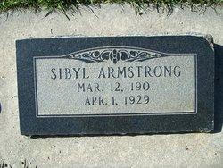 Sibyl Armstrong