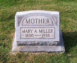 Mary A. <i>Stokes</i> Miller