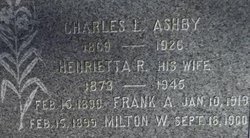 Frank Arthur Ashby