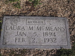 Laura <i>Moody</i> McMeans