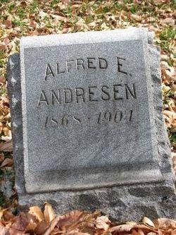 Alfred E Andresen