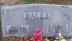 William Kenneth Bales