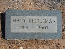 Mary Beatrice <i>Robbins</i> Beidleman