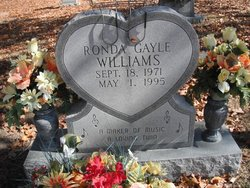 Ronda Gayle Williams