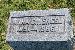 Anna <i>Cortright</i> Mengel