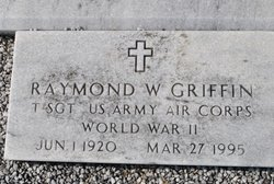 Raymond Washington Griffin