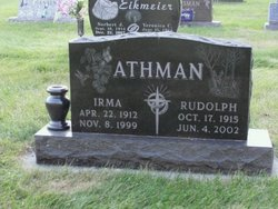 Irma <i>Schoenberg</i> Athman