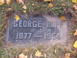 George Rupp