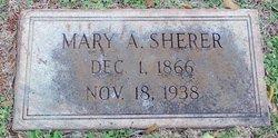 Mary A. Sherer
