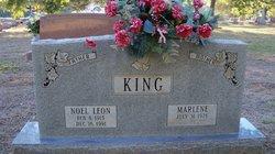 Noel Leon King, Sr