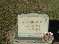 Charles Morgan Allen