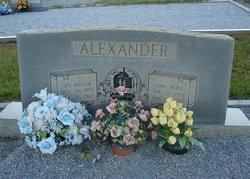 Joe William Alexander