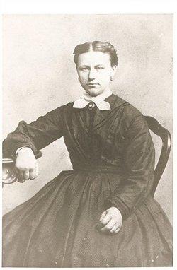 Marie Magdalene Mary <i>Peterson</i> Mathison