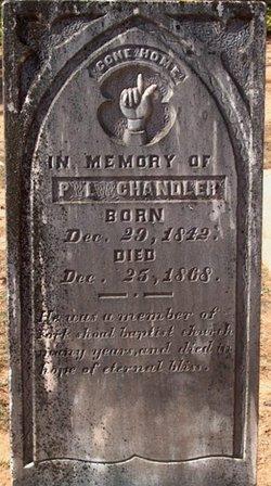 Pinckney Lafayette Chandler