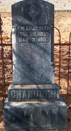 J W Chandler