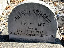 Robert Sturgeon