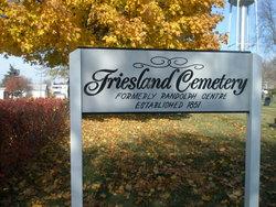 Friesland Cemetery