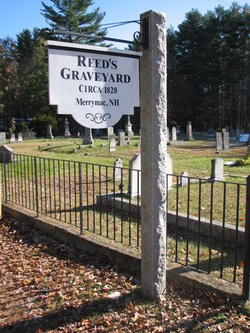 Reeds Graveyard